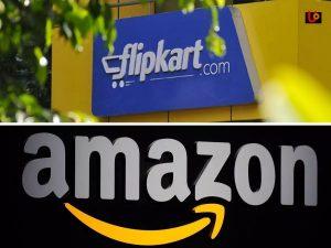 Amazon and Flipkart offers Job