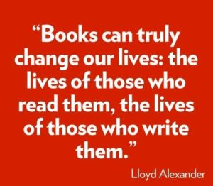 Books can truly change our lives