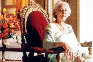 Maharani Gayatri Devi l