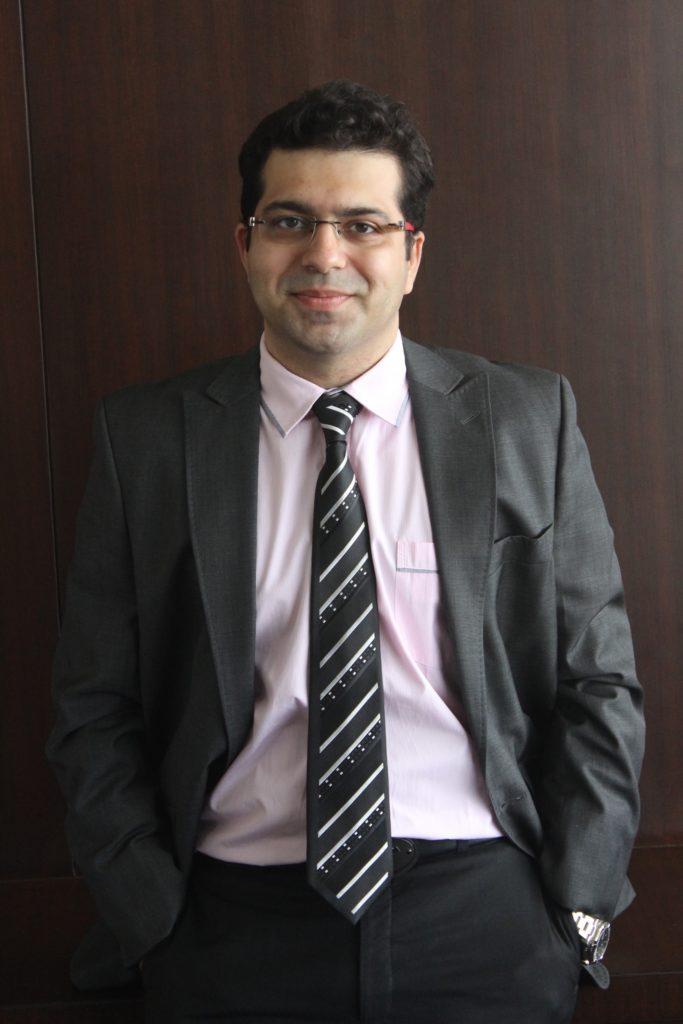 Mr Manas Mehrotra, Chairman, 315Work Avenue