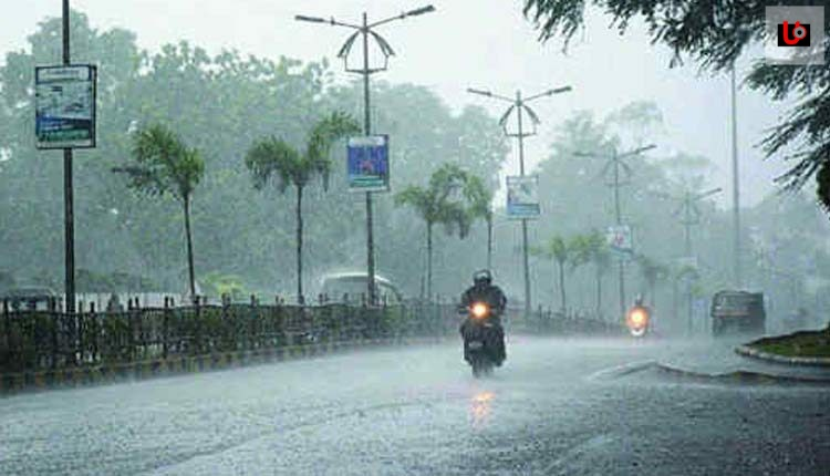 Odisha rainfall