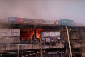 Rairangpur Fire Incident