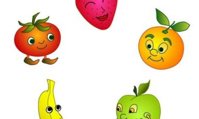 Talking Fruit Story