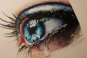 Tears from Eyes
