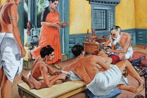 ancient surgery by sushruta pv mathew